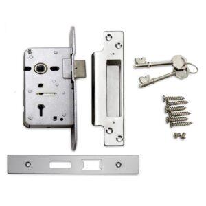 FortXLocks 5 Lever Sash/Mortice Lock