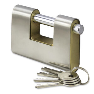 FortXLocks Armoured Container Lock